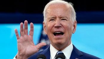 Media root for Biden's massive infrastructure plan, casting him as FDR