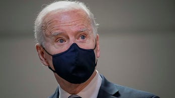 GOP Sen. Cornyn questions if Biden is 'really in charge'