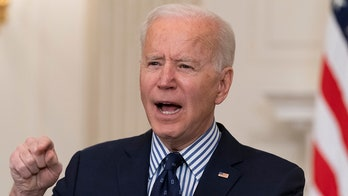 Biden to sign voter registration executive order as he pushes Senate to pass sweeping HR 1 bill