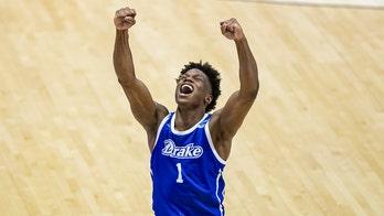 Drake beats Wichita State in nail-biter, picks up first NCAA Men's Tournament win since 1971