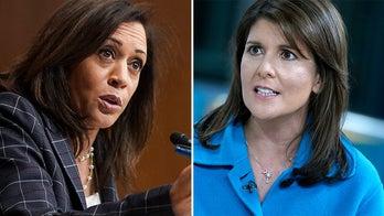 Nikki Haley slams VP Harris' union push: 'Nothing more than a power grab'