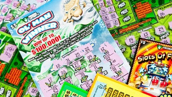 Tennessee man loses $1M lottery ticket, finds it in parking lot