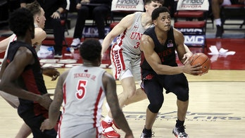 No. 19 San Diego State beats UNLV 71-62 for 2nd MWC title