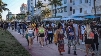 What curfew? Miami spring breakers party on despite restrictions