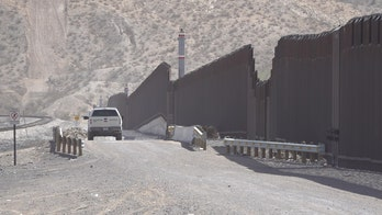 Land along US-Mexico border in limbo after Biden halts wall construction