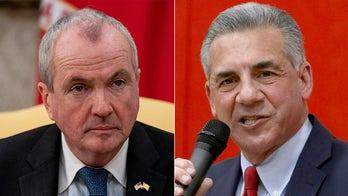 New Jersey, Virginia, showdowns tonight in the nation's only two 2021 gubernatorial races
