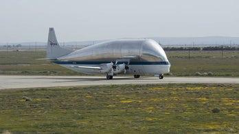 What is NASA's Super Guppy plane?