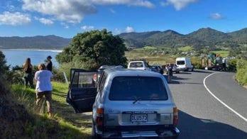 New Zealand sees 8.1 magnitude earthquake, lifts tsunami warnings following series of quakes