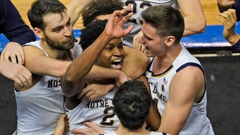 Notre Dame closes on 17-2 run, tops Wake Forest on Wertz's 3