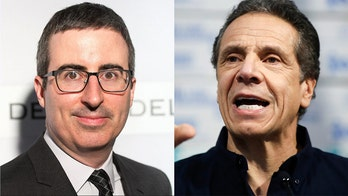 John Oliver rips into Gov. Andrew Cuomo's 'glee in his public adulation' amid coronavirus, harassment scandals