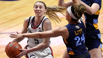 No. 1 UConn routs Marquette for 19th Big East championship