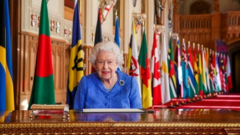 Queen Elizabeth highlights unity amid the coronavirus hours before Meghan Markle, Prince Harry interview