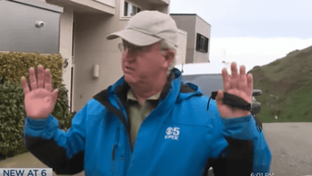 San Francisco TV reporter robbed of camera at gunpoint