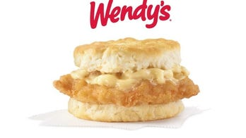Wendy's serving free breakfast sandwich for March Madness