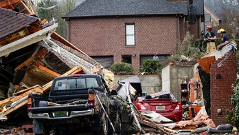 Alabama tornado kills five, leaves others injured as storms rip through the Mid-South