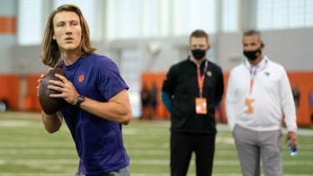Jaguars' Urban Meyer all but confirms Trevor Lawrence draft pick: 'Certainly the direction we're headed'