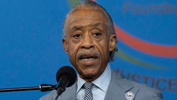 Al Sharpton touts private jet before joining George Floyd's family as Chauvin trial concludes