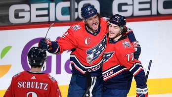 Ovechkin scores goal 718 to pass Esposito; Capitals snap Islanders win streak
