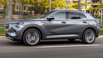 Test drive: The 2021 Buick Envision is a cushy utility vehicle