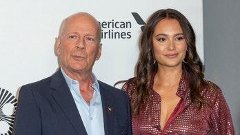 Bruce Willis' wife Emma Heming celebrates their 12-year wedding anniversary