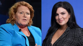 Gina Carano slams former Sen. Heidi Heitkamp for calling her a 'Nazi'