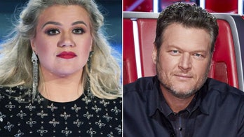 Blake Shelton jokes Kelly Clarkson got Adam Levine fired from 'The Voice': NBC is for 'Nothing but Clarkson'