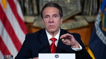 Cuomo claims he was being 'playful,' admits might have been 'insensitive' amid harassment allegations