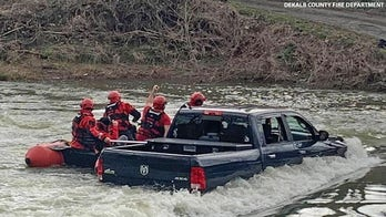 Flash flooding in Kentucky, Tennessee leads to water rescues of toddlers