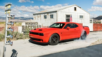 Dodge muscle cars limited to 3 horsepower by new security system