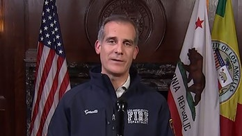 Los Angeles mayor to city employees: Be prepared to lose your job if you aren't vaccinated by deadline