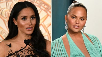 Chrissy Teigen defends Meghan Markle amid royal family rift: 'These people won't stop until she miscarries'