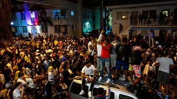 Miami Beach business owners sick of spring break crowds, say area like a 'crime zone'