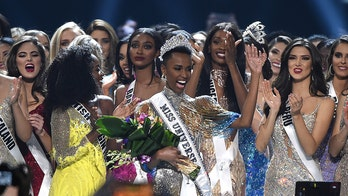 Miss Universe competition set to air live in May