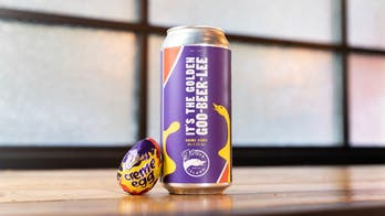 Brewery makes Cadbury Creme Egg beer. Here's what it tastes like