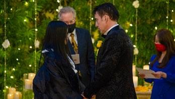 Nicolas Cage marries Riko Shibata, his fifth wife, in Las Vegas ceremony: 'We are very happy'