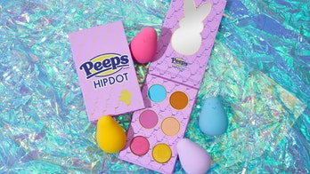 Peeps releases marshmallow-inspired makeup line in time for Easter