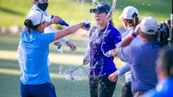 Ernst wins Drive On Championship for 3rd LPGA Tour title