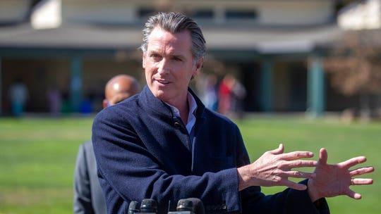 Newsom recall campaign announces 1.95M signatures as deadline nears