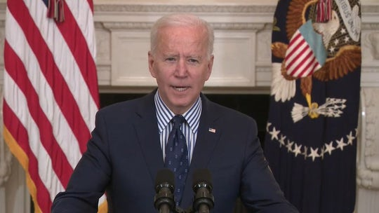 Biden gives premature pat on the back to Democrats on COVID bill, ignores progressives