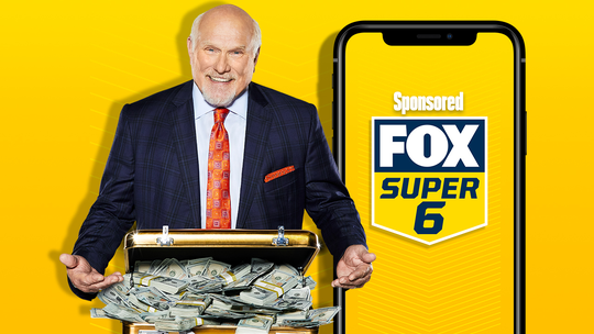 Win $10,000 with FOX Super 6 at Pennzoil 400