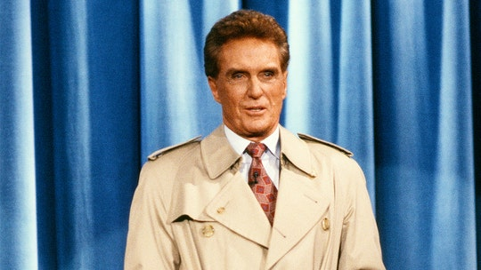 Late 'Unsolved Mysteries' host Robert Stack 'really became involved' in the cold cases, says show's co-creator