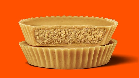 Reese's announces all peanut butter, chocolate-free peanut butter cup