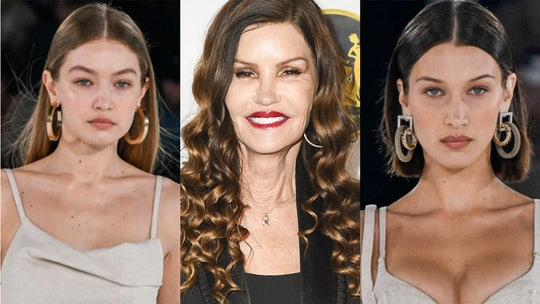 Janice Dickinson criticizes Kendall Jenner, Hadid sisters' careers: 'They are not supermodels'