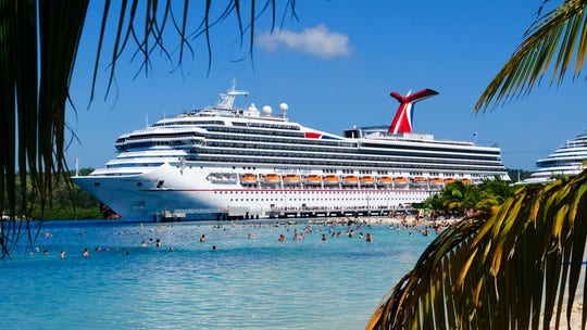 CDC lowers COVID-19 risk alert for cruise travelers