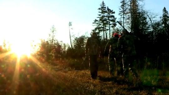 Buddies Jake Schick, Johnny 'Joey' Jones hunt bull moose in once-in-a-lifetime adventure