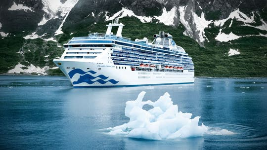 Princess Cruises cancels more voyages, adding short UK-only trips this summer