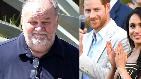 Meghan Markle's dad Thomas reacts to Time 100 cover: 'There are far more influential people'