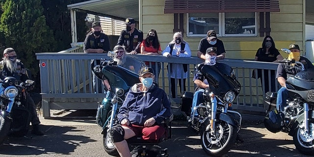 Veterans of All Wars Riders with Chuck Wood (VAW Riders)