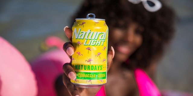 The beer brand is celebrating the launch of its new Pineapple Lemonade Naturdays beer with the daydream-worthy prize.