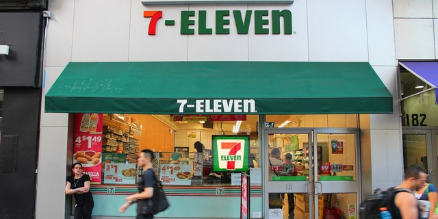 7-Eleven announced on Friday that it will be selling Peeps lattes, a limited-edition, marshmallow-flavored coffee drink.